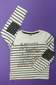 vêtement enfant occasion Tee-shirt manches longues rayé Z 5 ans Z