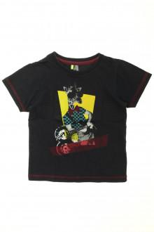 vetement occasion enfants Tee-shirt manches courtes