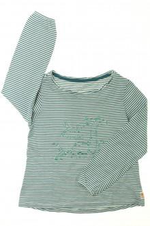 vetement d'occasion enfants Tee-shirt manches longues