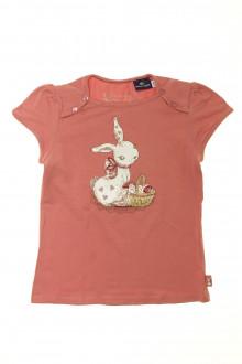 vêtements occasion enfants Tee-shirt manches courtes