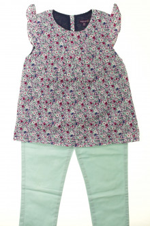 vêtements d occasion enfants Ensemble pantalon et blouse Sergent Major 7 ans Sergent Major