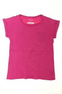vêtements d occasion enfants Tee-shirt manches courtes Monoprix 12 ans Monoprix