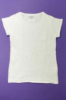 vetement occasion enfants Tee-shirt manches courtes Monoprix 12 ans Monoprix