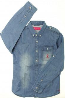 vetements enfants d occasion Chemise en jean Sans Marque 10 ans Sans marque