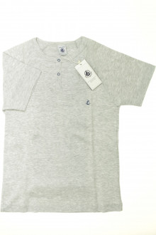 vetement d'occasion Tee-shirt manches courtes - NEUF Petit Bateau 10 ans Petit Bateau