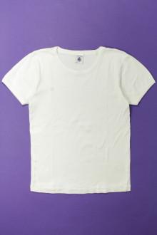 vetements enfants d occasion Tee-shirt manches courtes Petit Bateau 10 ans Petit Bateau