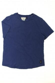 vetement occasion enfants Tee-shirt manches courtes IKKS 10 ans IKKS