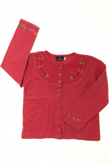 vetement occasion enfants Tee-shirt manches longues boutonné Sergent Major 5 ans Sergent Major