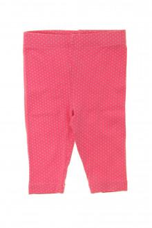 vêtements bébés Legging à pois Obaïbi 3 mois Obaïbi