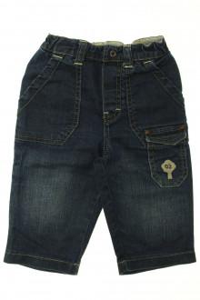 vêtements bébés Jean Miniman 12 mois Miniman