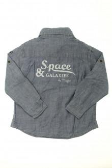 vêtements occasion enfants Chemise en jean Sergent Major 5 ans Sergent Major
