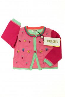 vetements d occasion bébé Gilet brodé - NEUF Kenzo 12 mois Kenzo