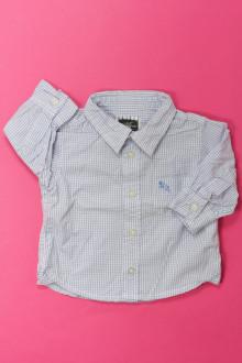 habits bébé Chemise à petits carreaux H&M 6 mois H&M
