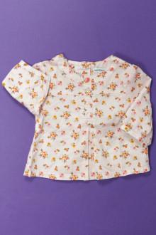vêtements bébés Blouse fleurie Vertbaudet 1 mois Vertbaudet