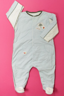 vêtements bébés Pyjama/Dors-bien molletonné Berlingot 6 mois Berlingot