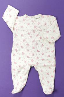vêtements bébés Ensemble dors-bien et body 3 Pommes 1 mois 3 Pommes