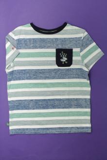 vetement occasion enfants Tee-shirt manches courtes à rayures Sergent Major 10 ans Sergent Major