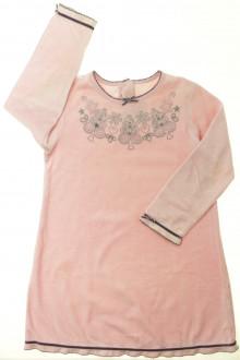 vêtement enfant occasion Chemise de nuit en velours Sergent Major 5 ans Sergent Major