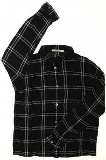 vêtements occasion enfants Chemise à carreaux Monoprix 12 ans Monoprix