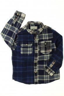 vêtements occasion enfants Chemise à carreaux Zara 5 ans Zara