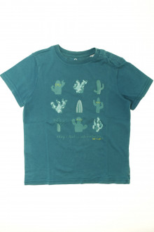 vetements enfant occasion Tee-shirt manches courtes