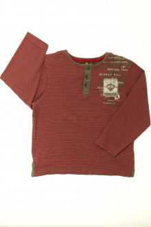 vêtements occasion enfants Tee-shirt manches longues milleraies Orchestra 5 ans Orchestra