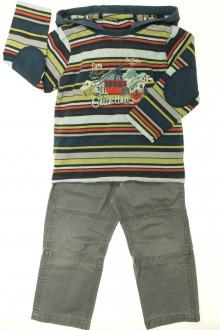 vetement d'occasion enfants Ensemble pantalon et tee-shirt Sergent Major 3 ans Sergent Major