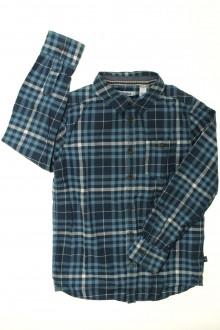 vêtements d occasion enfants Chemise à carreaux Okaïdi 8 ans Okaïdi
