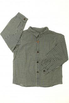 vetement enfant occasion Chemise Vichy Bonton 4 ans Bonton