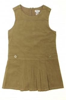 vêtements occasion enfants Robe en velours fin Cyrillus 7 ans Cyrillus
