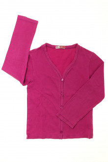 vetement occasion enfants Tee-shirt manches longues boutonné DPAM 5 ans DPAM