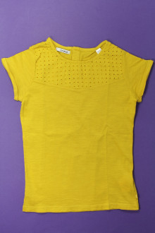 vetement marque occasion Tee-shirt manches courtes Okaïdi 10 ans Okaïdi