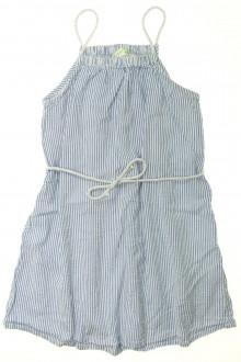 vêtements occasion enfants Robe à fines rayures Vertbaudet 10 ans Vertbaudet