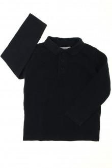 vêtements occasion enfants Polo manches longues Acanthe 4 ans Acanthe