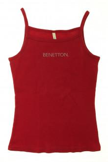 vetement marque occasion Débardeur Benetton 12 ans Benetton
