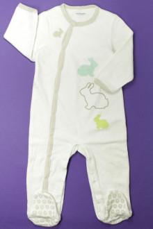 vetements enfants d occasion Pyjama/Dors-bien en velours