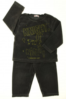 vetements enfant occasion Pyjama en velours