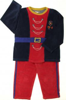 vetement enfants occasion Pyjama en velours