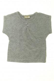 vêtements occasion enfants Pull manches courtes DPAM 3 ans DPAM