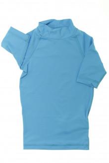 vetements enfants d occasion Tee-shirt manches courtes anti-UV Décathlon 4 ans Décathlon