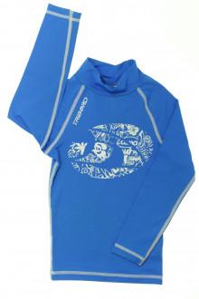 vetement occasion enfants Tee-shirt manches longues anti-UV Décathlon 4 ans Décathlon