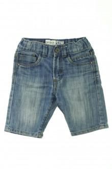 vêtements occasion enfants Bermuda en jean Okaïdi 4 ans Okaïdi