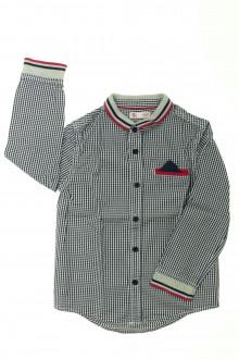 vetements enfants d occasion Chemise à petits carreaux DPAM 4 ans DPAM