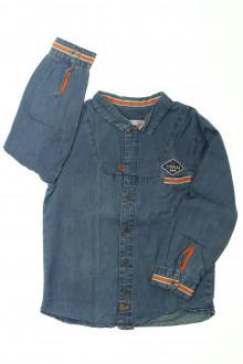 vetement occasion enfants Chemise en jean DPAM 6 ans DPAM