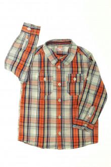 vêtements enfants occasion Chemise à carreaux DPAM 4 ans DPAM