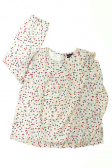 vetements enfants d occasion Blouse à pois Sergent Major 7 ans Sergent Major