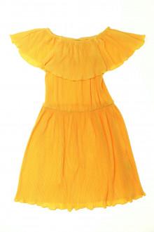 vetement d occasion enfant Robe plissée Zara 7 ans Zara
