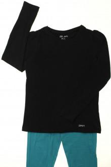 vetement occasion enfants Ensemble tee-shirt et legging DPAM 8 ans DPAM