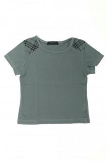 vetement occasion enfants Tee-shirt manches courtes Burberry 6 ans Burberry