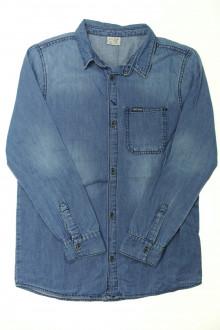 vetements enfants d occasion Chemise en jean - 14 ans Zara 12 ans Zara